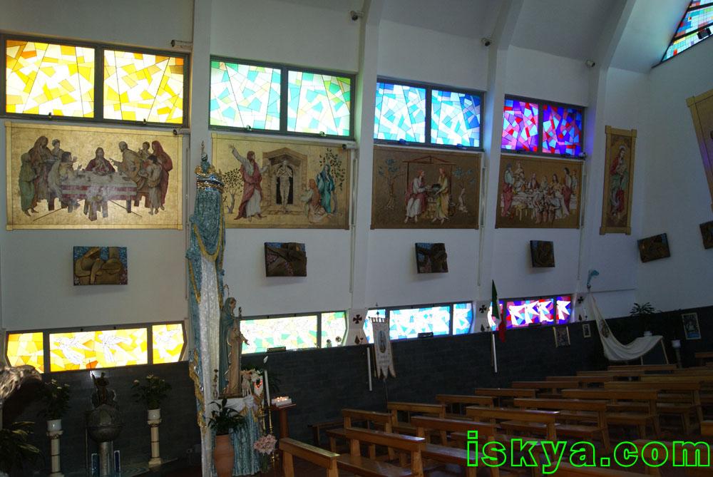 Church Of The Good Shepherd Jesus (Chiesa Gesù Buon Pastore), Ischia Porto