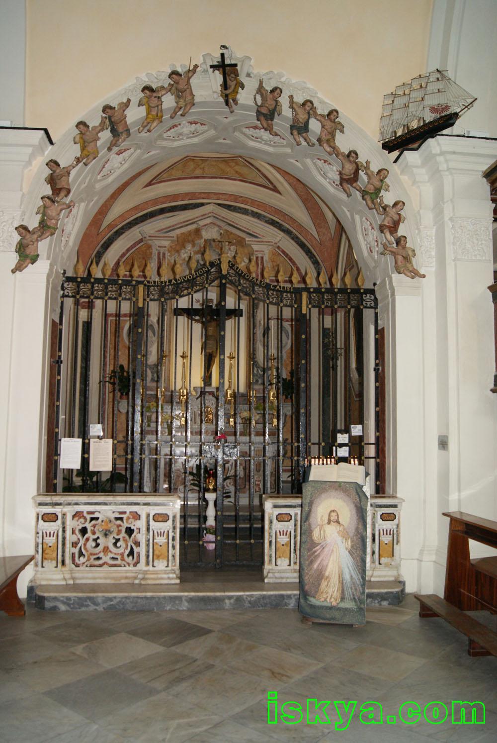 Chiesa Santa Maria del Soccorso - Forio - Isola d Ischia