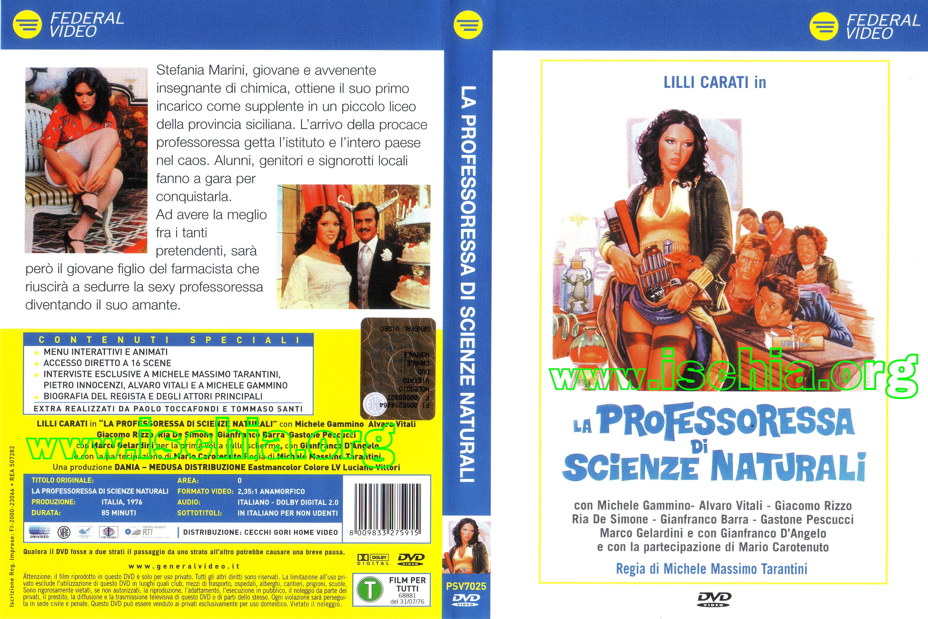 La professoressa di scienze naturali 1976 torrent pdf