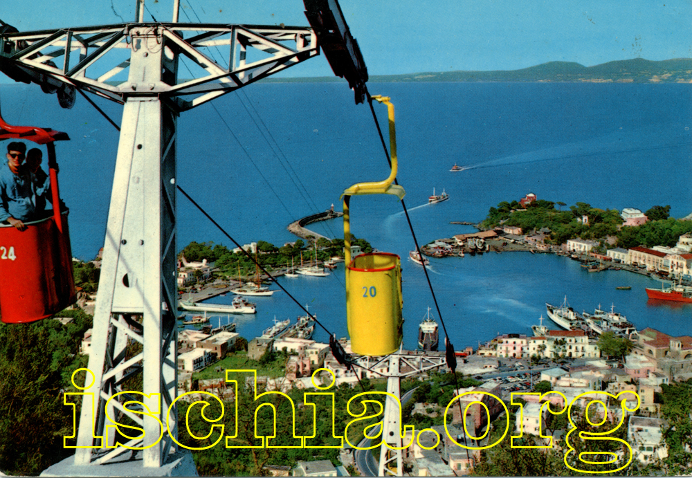 Film Seggiovia - Isola d Ischia